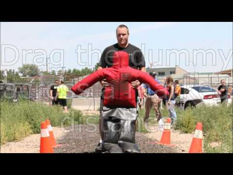 Weld County Sheriff's Office Obstacle Course