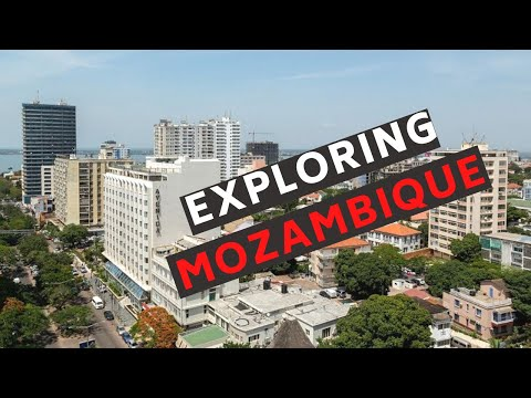 The Beauty Of Mozambique Will SHOCK You!   Exploring Africa