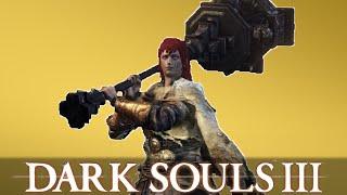 Dark Souls 3 - Destroying Teams! (One Shot Build)