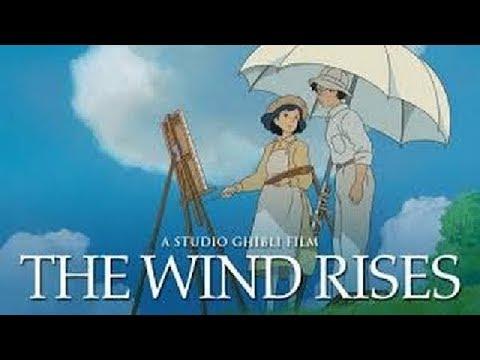"""The Wind Rises"" -  Famous Japanese Animation!!"