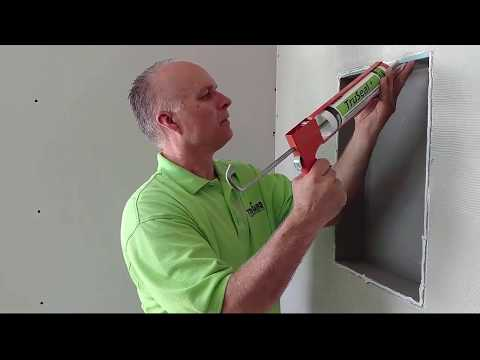Installing a Shower Niche - Specifically the TruNiche by Trugard