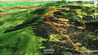 adequan aerc national championship 50 mile course google earth