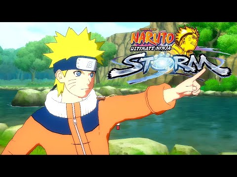 Naruto Ultimate Ninja Storm #1 - NEW BEGINNINGS!