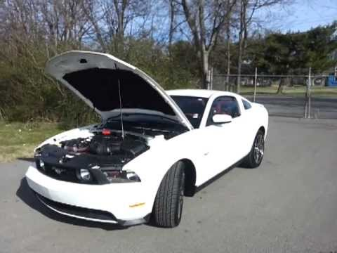 sold2012 ford mustang gt performance white 50 302 v 8 110mph 14mile call 888 653 8056 - Mustang 2012 White