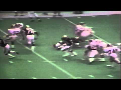 Chris Myers CH-4 Sports Nov 6, 1983 New Orleans Saints Win!