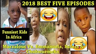 Best of Success Vs Marvelous Emanuella Mark Angel ComedyTry Not To Laugh Compilation