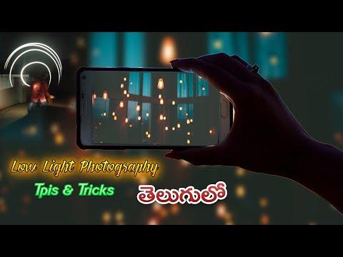 Smartphone Camera Manual/Pro Mode Explained In Telugu   Full Contro   Like Dslr   Vineeth Creations