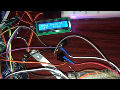 Arduino Loadcell & Servo