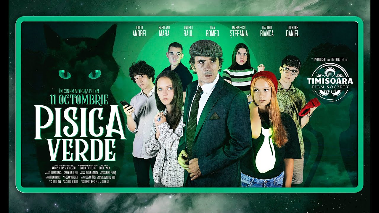 Pisica Verde - Trailer