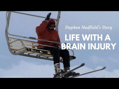 Living with a Brain Injury: Stefan Hadfield