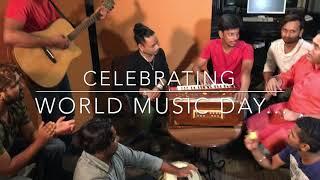 Celebrating | WorldMusicDay | Impromptu | KailashKher | NewVideo