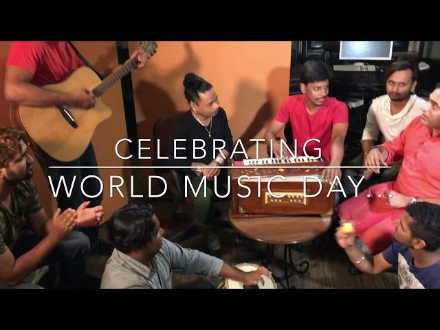 Celebrating   WorldMusicDay   Impromptu   KailashKher   NewVideo