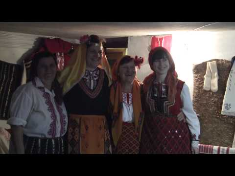 Living cultural traditions in the area of Rila National Park
