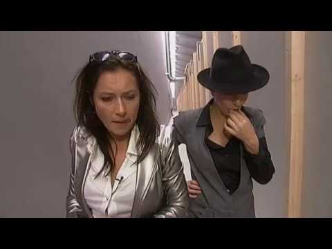 Kunstdetektiven. Barbara Læssøe Stephensen meets Sidse Babett Knudsen.