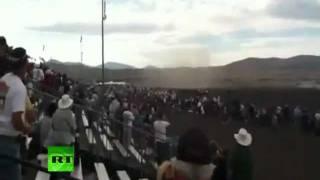 Amateur video: Deadly plane crash at Reno, Nevada air show