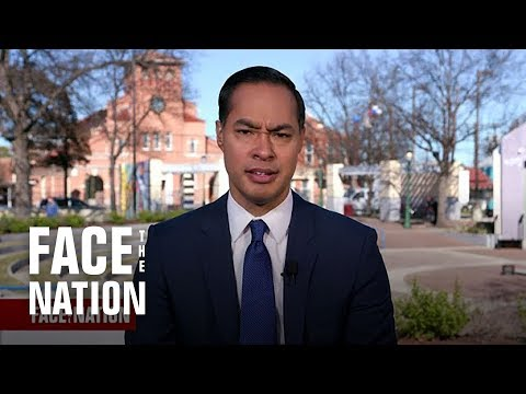 Full interview of Julián Castro on Face the Nation