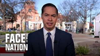 "Full interview of Julián Castro on ""Face the Nation"""