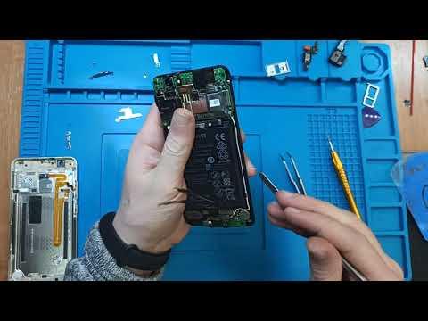 Huawei Nova | Замена аккумулятора | Химки