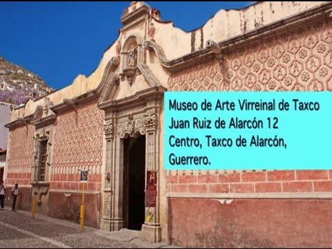 Museo de Arte Virreinal, Taxco, Guerrero