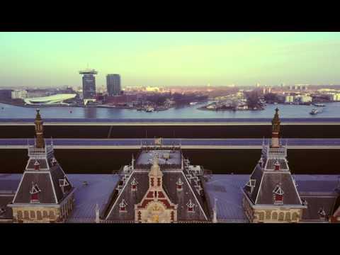 Amsterdam Trip by Drone - DJI Mavic Pro - 4K