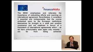 2012: FinanceMalta 5th Annual Conference