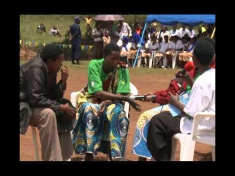 World Mental Health Day in Rwanda (2012)