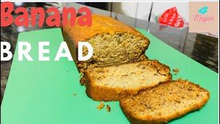 Simple Banana Bread recipe!!