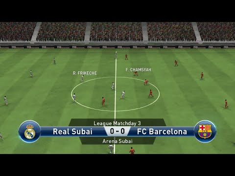 PES CLUB MANAGER Gameplay Android [HD] in Bahasa
