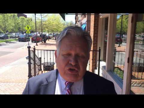 Jim Zeigler on Gov. Robert Bentley 4.7.17
