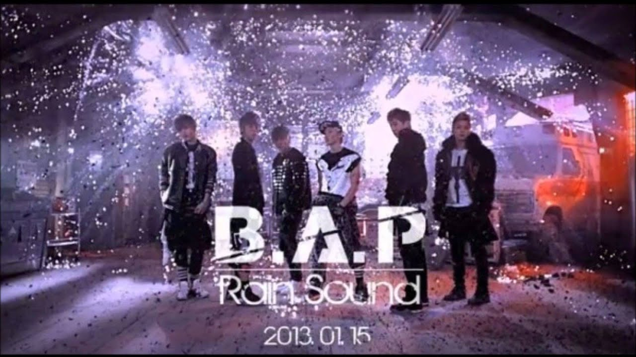 Download [single] b. A. P – rain sound.