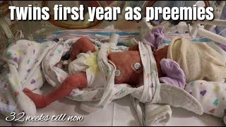 32 Weeks till Now: The Twins First Year... From Your Teen Parents