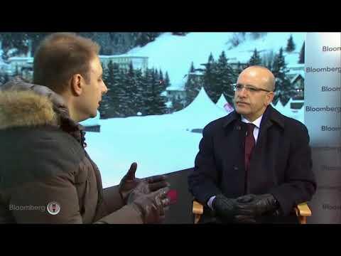 Davos 2018 Özel - Mehmet Şimşek