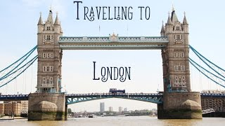 Travelling to London | Путешествие в Лондон(Лондон - город-мечта моего детства. Мне там довелось побывать 3 раза пока я училась и проживала в Оксфорде...., 2016-06-27T11:14:44.000Z)