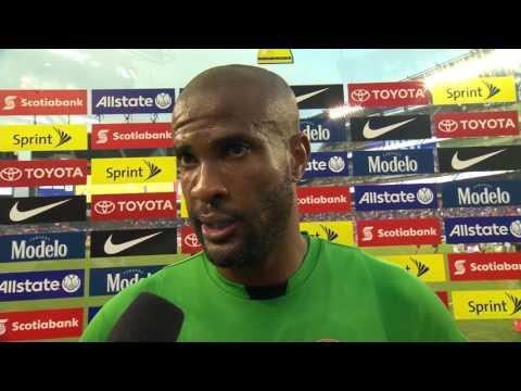 Costa Rica vs Panama Interviews   Gold Cup 2017 Quarterfinals