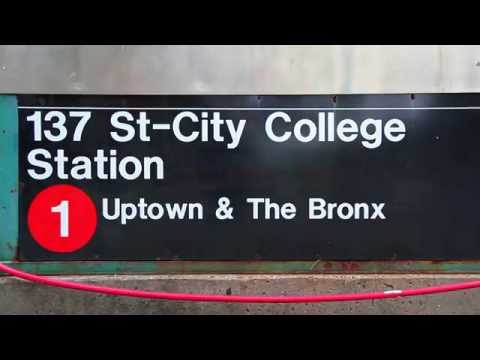 ^MuniNYC - West 137th Street & Broadway (Hamilton Heights, Manhattan 10031)