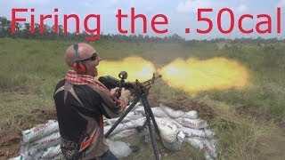 50 cal Chinese made machine Gun