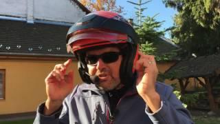 Motoflywear Alpha motoros szemüveg bemutató teszt - Onroad.hu