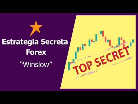 Estrategia Secreta Forex Winslow - Completa