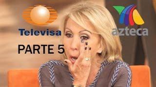 Las estupideces de TELEVISA y TV AZTECA 5 - LOQUENDO