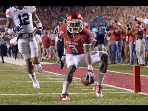 "Joe Adams-""Speed Kills"" / Arkansas Highlights"