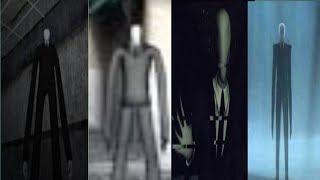 Evolution of Slender man In Games (2011 - 2018)