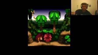 Donkey Kong Country Speedrun: Amatuer Practicing