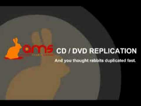 Advanced Media Solutions - DVD and CD Duplication and Replication