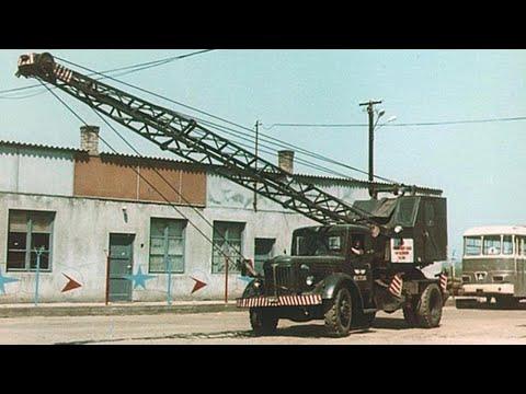 Почему на Советских автокранах было так тяжело работать?