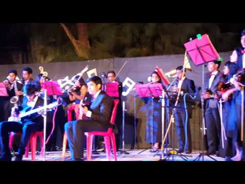 Mollbailo Dou - Instrumental - Don Bosco Panjim HSS - Orchestra