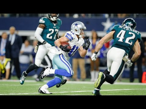 Cole Beasley Highlights (Week 9) | Eagles vs. Cowboys | NFL