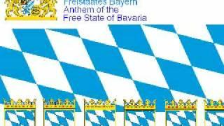 Bayernhymne - Bavarian (National) Anthem