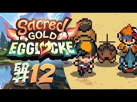 SQUAD UP FOR THE THIRD GYM!   Let's Play Pokemon Sacred Gold Nuzlocke Egglocke w/ ShadyPenguinn