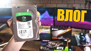 Купил открытый HDD на 2Tb с Ebay, стоило ли оно того?