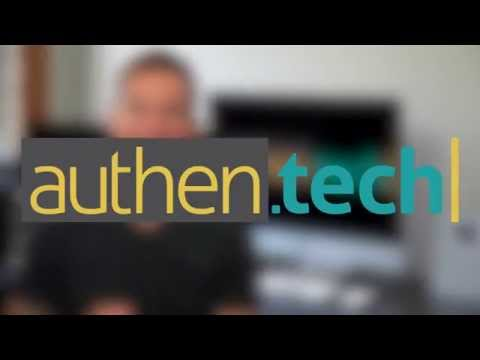 Welcome to authentech! New Channel Updates!